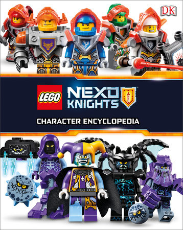 LEGO NEXO KNIGHTS Character Encyclopedia (Library Edition)