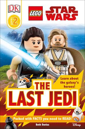dk readers l2 lego star wars the last jedi penguin random house