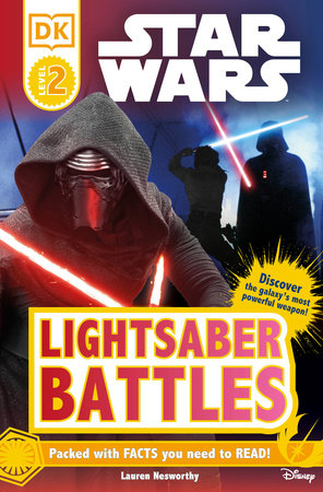 DK Readers L2: Star Wars : Lightsaber Battles