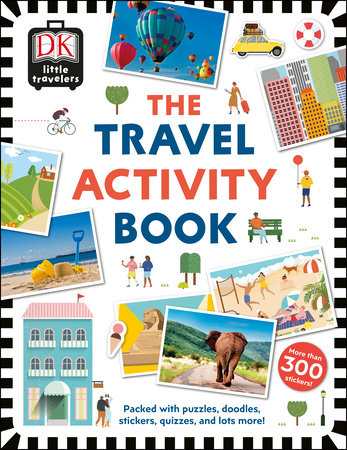 The Travel Activity Book