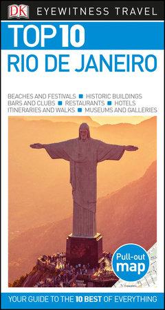 DK Eyewitness Top 10 Rio de Janeiro