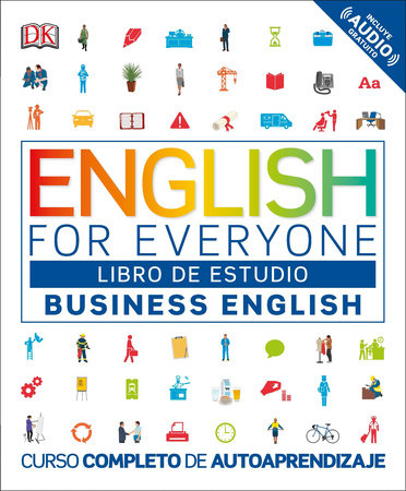 English for Everyone: Business English, Libro de estudio