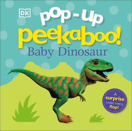 Pop-up Peekaboo: Baby Dinosaur