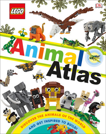 LEGO Animal Atlas (Library Edition)