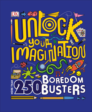 Unlock Your Imagination (Library Edition)