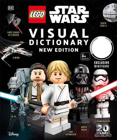 LEGO Star Wars Visual Dictionary: New Edition