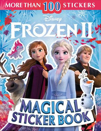 Disney Frozen 2 Ultimate Sticker Book