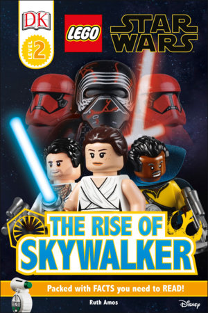 DK Readers Level 2: LEGO Star Wars The Rise of Skywalker