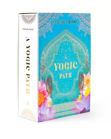 A Yogic Path Oracle Deck and Guidebook (Keepsake Box Set)