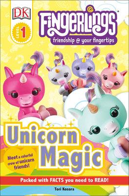 DK Readers Level 1: Fingerlings: Unicorn Magic