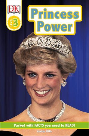 DK Readers Level 3: Princess Power
