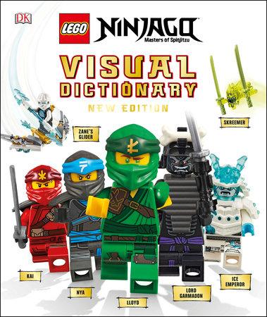 LEGO NINJAGO Visual Dictionary, New Edition