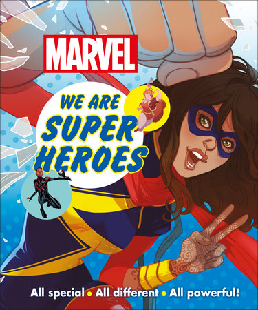 Marvel We are Super Heroes
