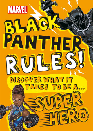 Marvel Black Panther Rules!  (Library Edition)