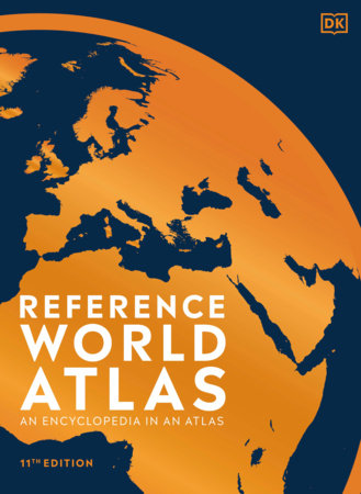 Reference World Atlas, 11th Edition