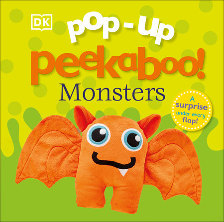 Pop Up Peekaboo! Monsters