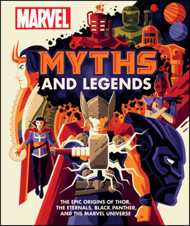 Marvel Myths and Legends