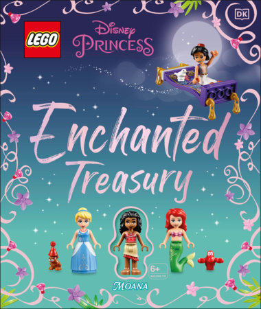LEGO Disney Princess Enchanted Treasury
