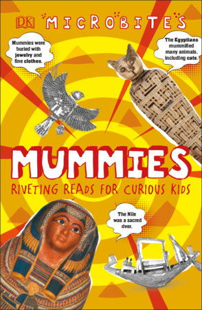 Microbites: Mummies (Library Edition)