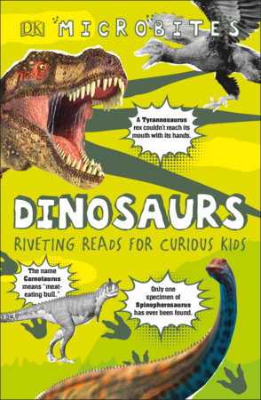 Microbites: Dinosaurs (Library Edition)