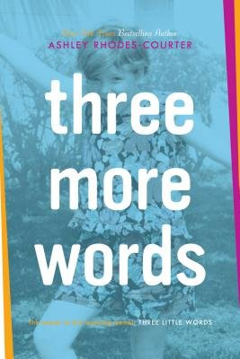 Cover of Three More Words