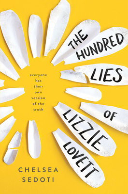 Cover of The Hundred Lies of Lizzie Lovett