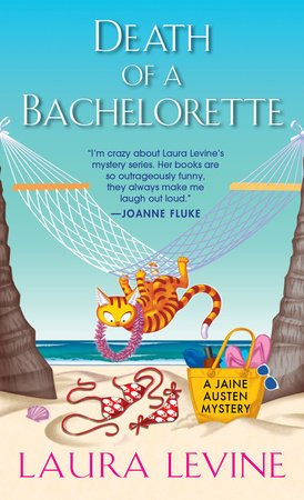 Death of a Bachelorette by Laura Levine | Penguin Random