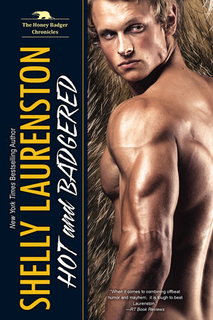Cover of Hot and Badgered