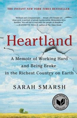 Cover of Heartland: A Memoir of Working Hard and Being Broke in the Richest Country on Earth