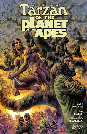 Tarzan on the Planet of the Apes