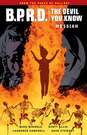 e3ac3c95608bc B.P.R.D.: The Devil You Know Volume 1 - Messiah by Mike Mignola and ...