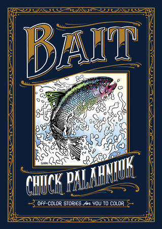 Bait: Off-Color Stories for You to Color