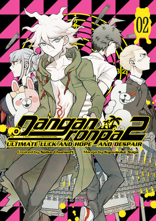 Danganronpa 2: Ultimate Luck and Hope and Despair Volume 2