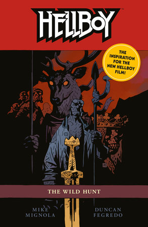 Hellboy: The Wild Hunt (2nd Edition)