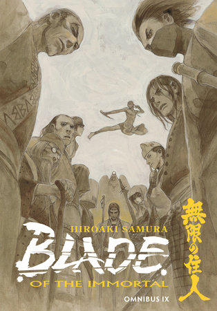 Blade of the Immortal Omnibus Volume 9