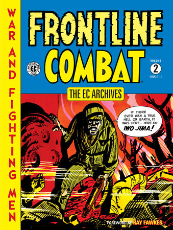 The EC Archives: Frontline Combat Volume 2