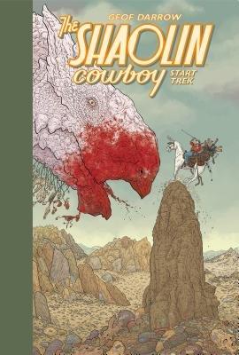 Shaolin Cowboy: Start Trek