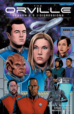The Orville Season 2.5: Digressions