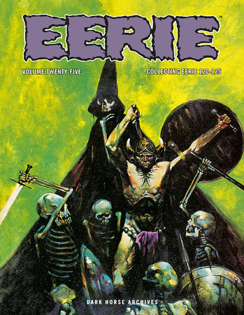 Eerie Archives Volume 25