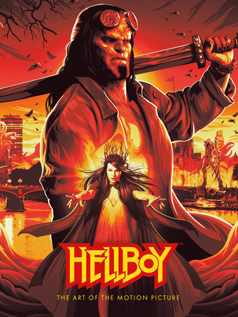 Hellboy: The Art of The Motion Picture (2019)