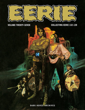 Eerie Archives Volume 27