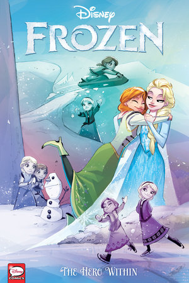 Disney Frozen: The Hero Within (Graphic Novel)