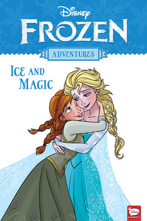 Disney Frozen Adventures: Ice and Magic