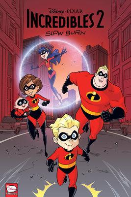 Disney/PIXAR The Incredibles 2: Slow Burn