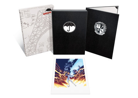 The Umbrella Academy Volume 1: Apocalypse Suite (Deluxe Edition)