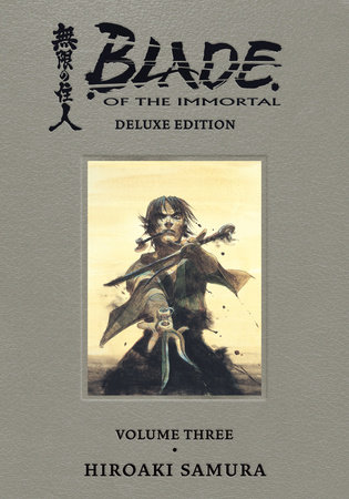 Blade of the Immortal Deluxe Volume 3