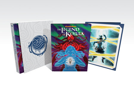 The Legend of Korra: The Art of the Animated Series--Book Two: Spirits (Second Edition) (Deluxe Edition)