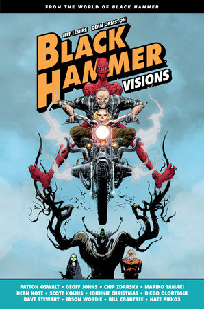Black Hammer: Visions Volume 1