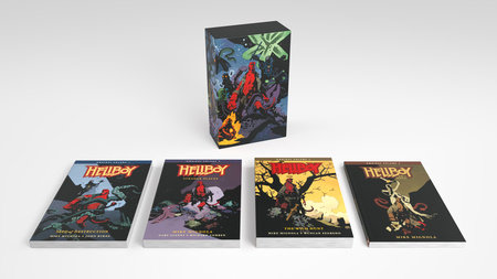 Hellboy Omnibus Boxed Set