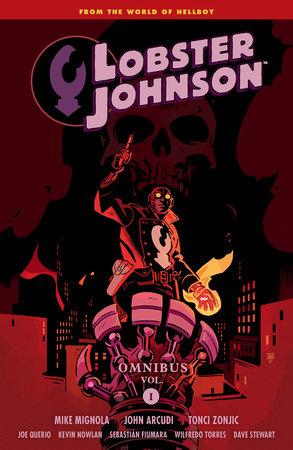 Lobster Johnson Omnibus Volume 1